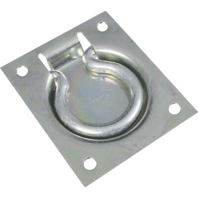 National Flush Ring Pull