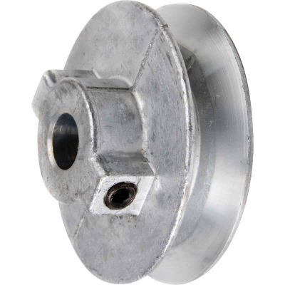 Chicago Die Casting 2-1/4 In. x 1/2 In. Single Groove Pulley