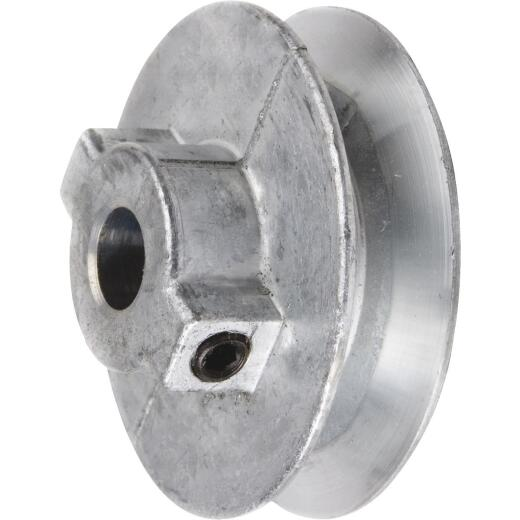 Chicago Die Casting 1-3/4 In. x 1/2 In. Single Groove Pulley