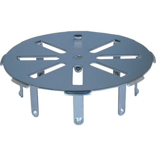 Sioux Chief Snap-In 3 In. Stainless Steel Snap-In Pipe Floor Strainer