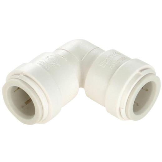 Watts 3/4 In. x 3/4 In. CTS Quick Connect Plastic Elbow