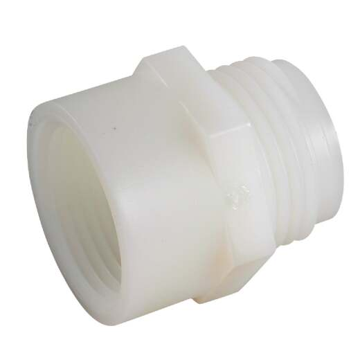 Anderson Metals 3/4 In. MGH x 3/4 In. FIP Nylon Hose Adapter