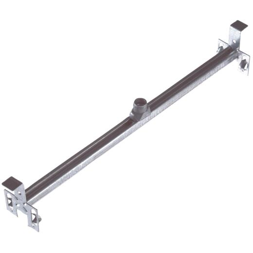 Steel City 14-1/2 In. to 26-1/2 In. Adjustable Steel Bar Hanger