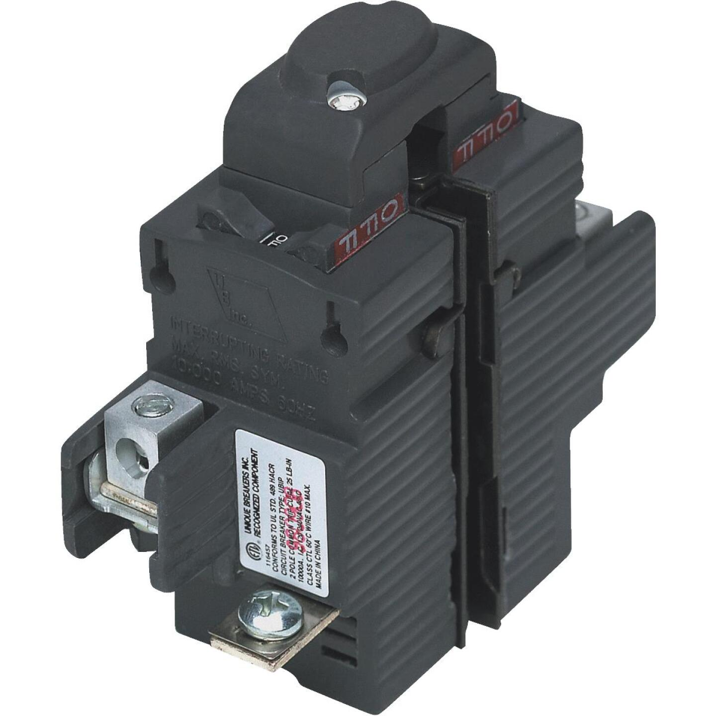 Connecticut Electric 60A Double-Pole Standard Trip Packaged Replacement Circuit Breaker For Pushmatic Image 1