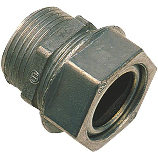 Steel City 2 In. Watertite U Flat Cast Body Watertite Connector