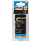Reese Towpower 12 In. 4-Flat Loop Trailer Wiring Extension Image 2