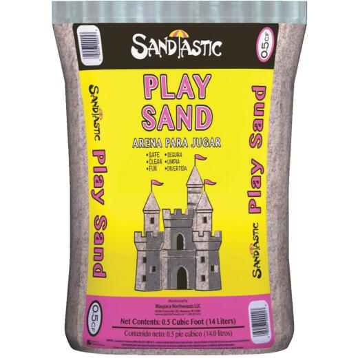 Sandtastic 0.5 Cu. Ft. Play Sand