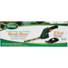 Scotts 7.2V Lithium Ion Cordless Garden Shrub and Shear Combo Pack Image 2