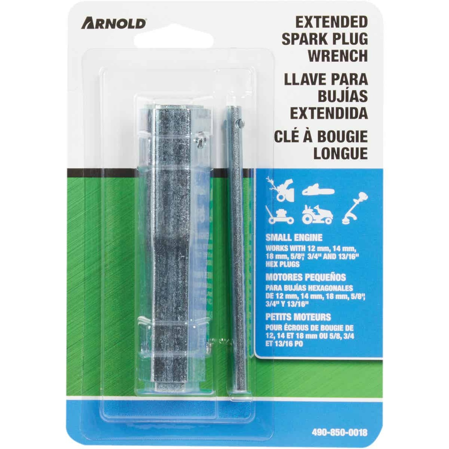 Arnold Spark Plug Wrench Image 2