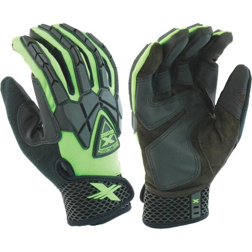 West Chester Protective Gear Extreme Work Strike ProteX Men's XL Synthetic Leather Work Glove