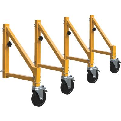 MetalTech 14 In. Steel Scaffolding Outrigger