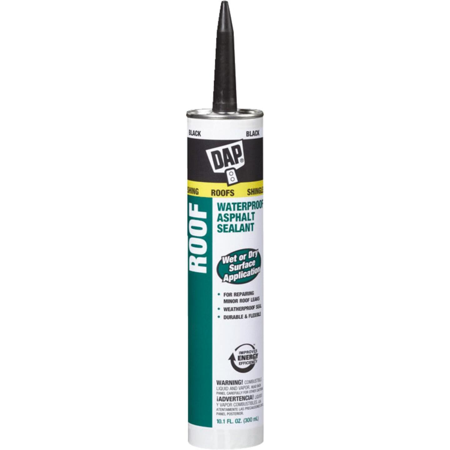 DAP 10.1 Oz. Waterproof Roof Sealant Image 1