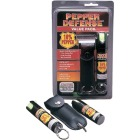 Pepper Defense 10% Pepper Value Pack Black Self-Defense Spray  Image 1